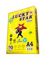 A4 70G Ik Lucky Star - 450'S (Yellow)
