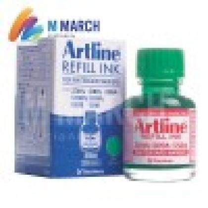 Testing Artline Whiteboard Marker Refill Ink (ESK-50A) 20ml (Dont Buy)